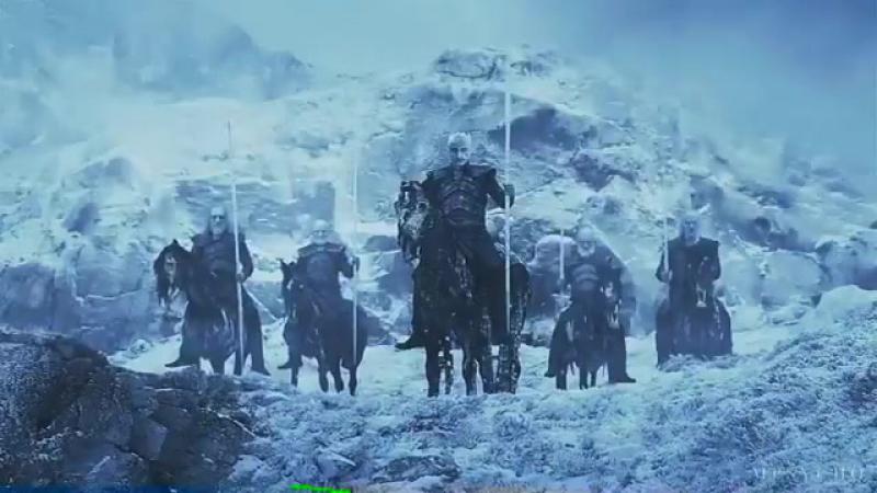 • Game of thrones vine • Игра Престолов/Король ночи/Daenerys Targaryen 