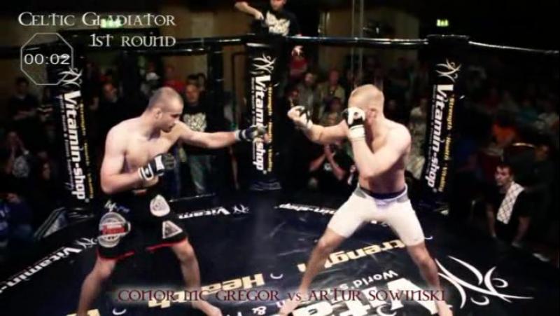 2011.06.11 - CG2 - Conor McGregor vs Artur Sowinski