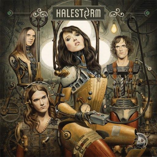 Halestorm альбом Halestorm