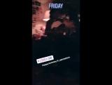 Личное | Instagram Stories | День Рождения Аарона Стерна | 2.12.2017; Нью-Йорк, США