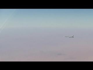 Дальние бомбардировщики Ту-22М3 нанесли авиационный удар по объектам террористов в СИРИИ