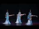 Tabu performs at The Tribal Massive Bellydance Showcase 18034
