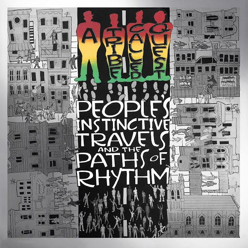 A Tribe Called Quest альбом People's Instinctive Travels and the Paths of Rhythm (25th Anniversary Edition)