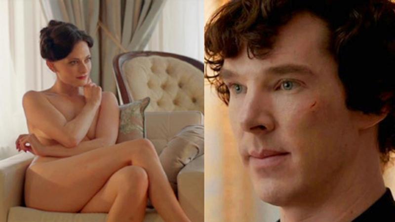 Sherlock holmes sex nudity violence gore
