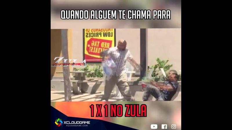 Zula Brasil - Quando me desafiam no 1x1 no zula (HD) (via Skyload)