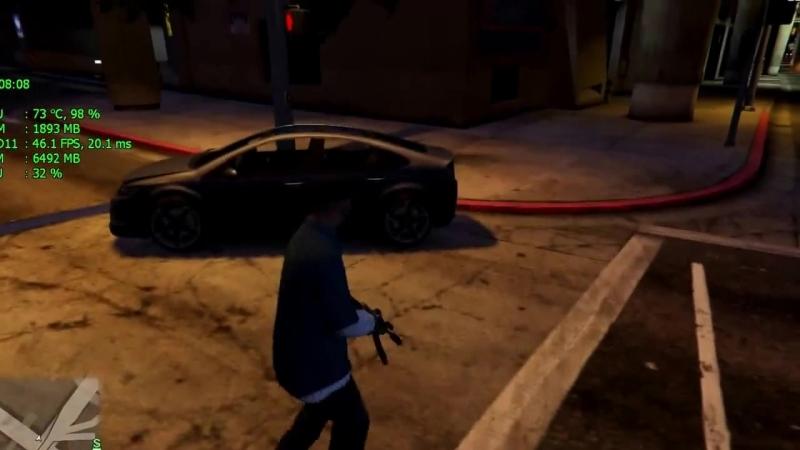 Top Gamer BR GTA 5 Rodando numa GT 630