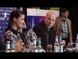 [17.02.2018] Пресс-интервью Берлинского международного кинофестиваля