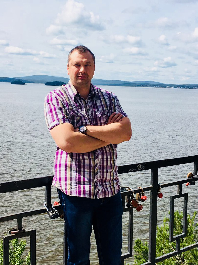 Олег Морозов, Екатеринбург - фото №1