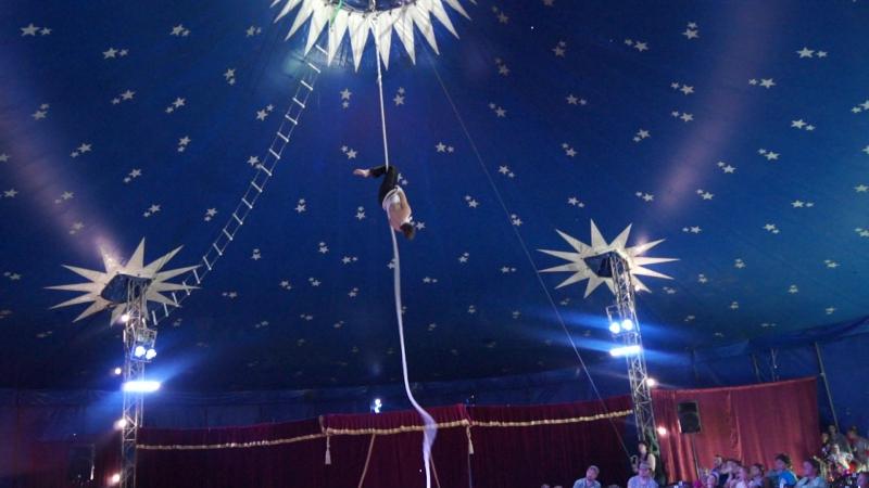Корд-де-парель , Вероника Титова, детский образцовый цирковой коллектив Пилигрим