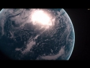 Удивительный вид на землю из космоса