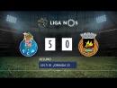 Лига НОШ 201718 (Тур 23): Порту – Риу Аве 5:0