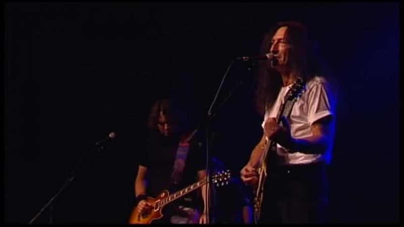 Ken Hensley-Live Fire 2005