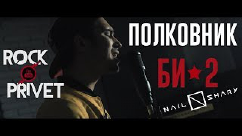 БИ - 2 / Nail Shary - Полковник (Cover by ROCK PRIVET)