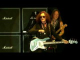 Glenn Hughes performing You Keep On Moving in Budapest August 2017