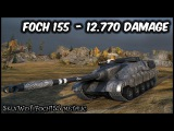 AMX 50 Foch (155) - 12.7K Damage - 7 Kills - SkinWoT Foch155 METALIC