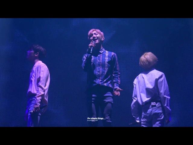170803-04 Tentastic live concert in OSAKA See you again FOCUS. 후이 (PENTAGON HUI)