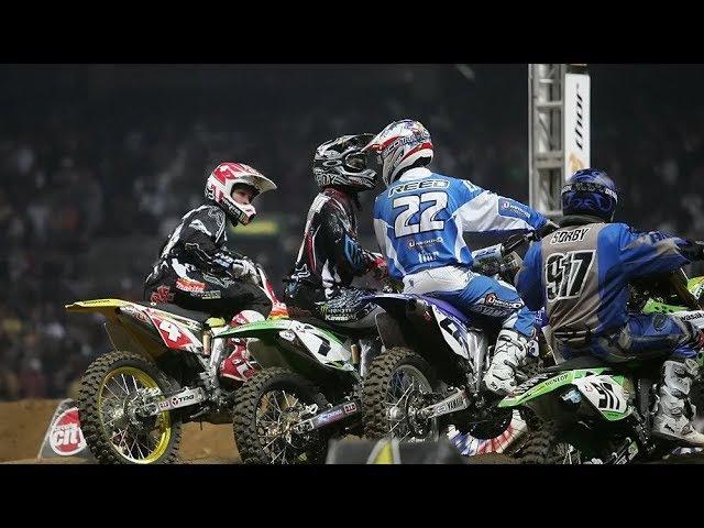 Motocross fights / Драки на мотокроссе