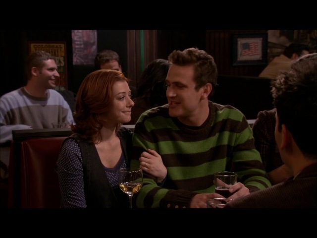 Как я встретил вашу маму | How I Met Your Mother | Сезон: 1 | Эпизод: 14 | Застегивание молнии | Кураж - Бомбей