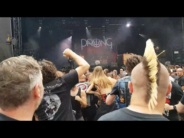 Prong - Beg to Differ (Live) Dynamo Metal Fest, July 15, 2017