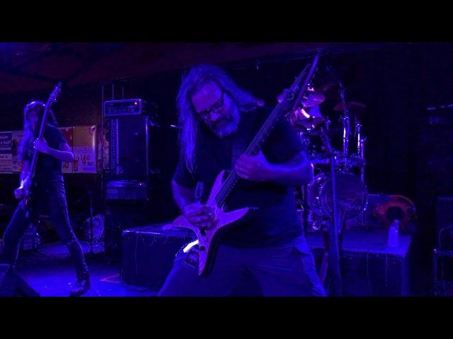 Gorguts - Forgotten Arrows (Live) The Haven Lounge, Winter Park, June 18, 2017