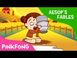 The Milkmaid and Her Pail Aesop's Fables Pinkfong Story Time for Children