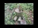 Раскопки блиндажей №4 Searching relics of WW2
