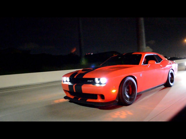 Twin Turbo Mustang vs Hellcat, and fast BMW M6 takes on the WORLD! INSANE STREET RACING