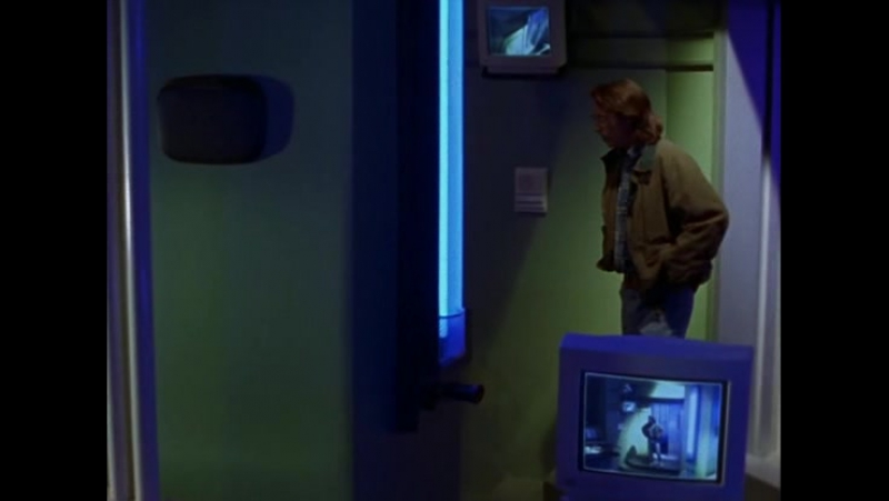 The Outer Limits - 1x04 - Blood Brothers (Rus)