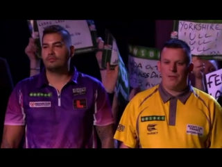 2017 World Grand Prix of Darts Round 1 Chisnall vs Klaasen