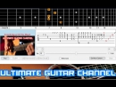 Guitar Solo Tab Total Eclipse Of The Heart Bonnie Taylor