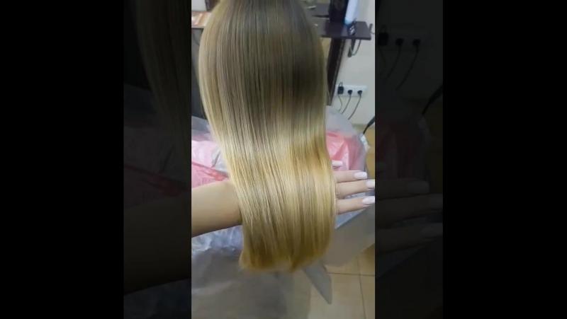 Салон-парикмахерская Lissa: кератин кокошоко голд