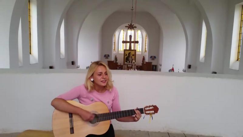 Студентка «Львівської політехніки» переспівала «Despacito» на християнський манер.