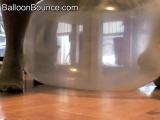 Saffron Balloon Bounce