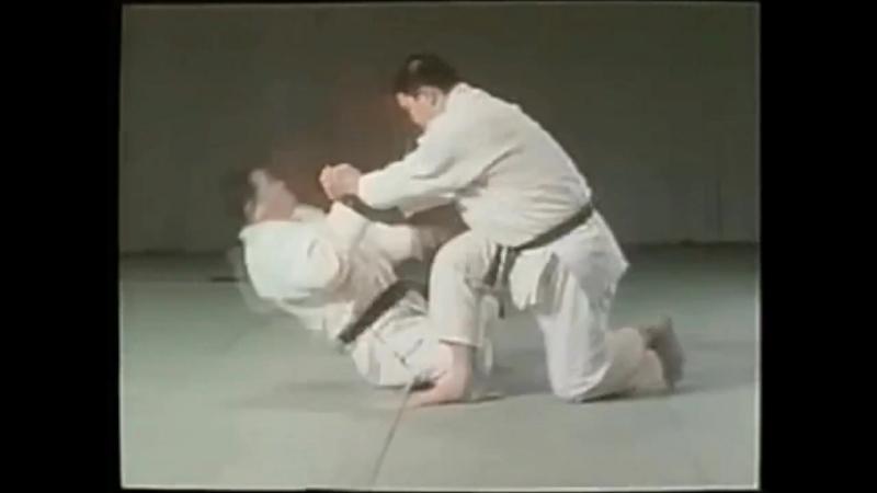 Ju Jutsu.Секигучи Син Син Рю.Базовая техника -6.