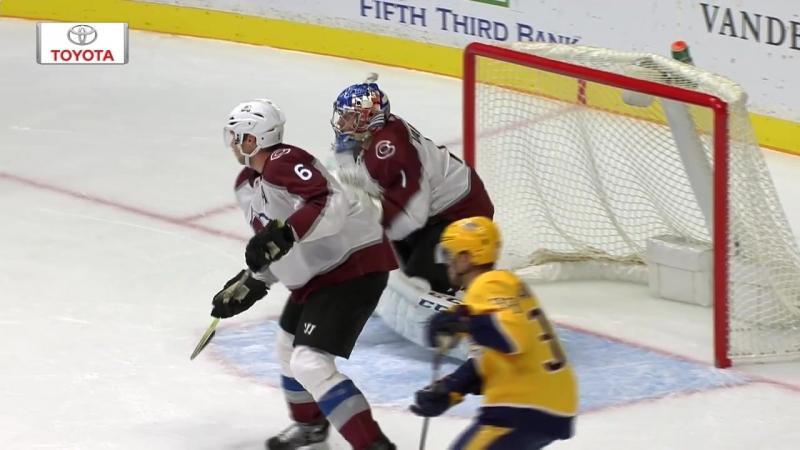 NHL 2017-18 / RS / 17.10.2017 / Colorado Avalanche - Nashville Predators