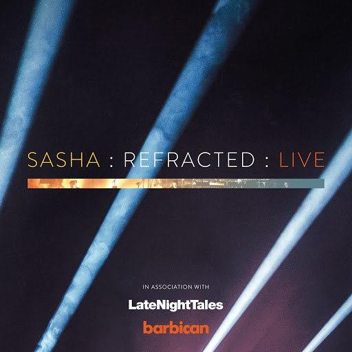 Саша альбом Refracted (Live)