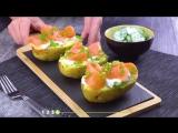 Кумпир! 4 Пошаговых рецепта. Как вкусно приготовить домашнюю крошку-картошку!