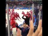 Наша хоккейная команда завоевала золотые медали на олимпиаде в Пхенчхане