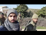 Turkish army and allied rebels entered Hamam in Afrin, 29012018.