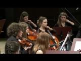 Bach - Double Violin Concerto in D minor BWV 1043 Krakowska M