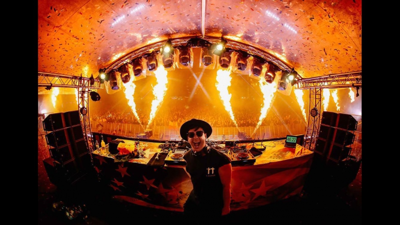 Timmy Trumpet - Live @ Mainstage, Tomorrowland 2017