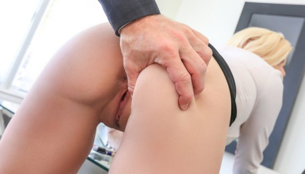 WOW Hot Blonde Fucks Doctor # 1