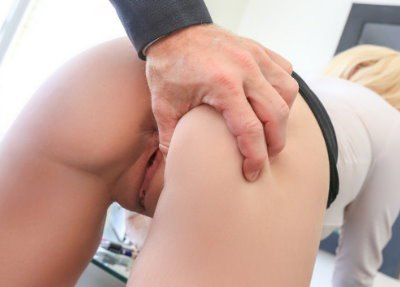 Hot Blonde Fucks Doctor