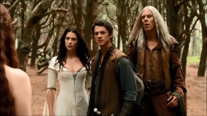 Ведьма Шота (Легенда об искателе)