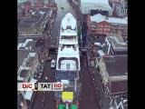 Один олигарх перепутал каналы Нидерландов с проливом Ла-Манш, в результате его яхта застряла на одном из разводных мостов
