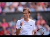 «В третьем и четвертом сетах я сыграл удивительно».Медведев после победы над Вавринкой на Уимблдоне