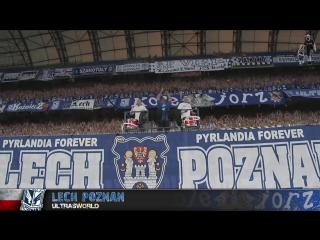 Lech Poznan - Ultras World