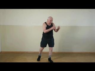 Передвижения в Боксе. Челнок. Работа ног в Боксе на Биомеханике