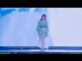 C-ute(Okai Chisato) - Tokai no Neon ga Odoroku Kurai no Utsukushisa ga Hoshii ( Concert Tour 2017 Haru -Celebration-)