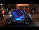 Tokyo Moto Show 2017 smart-кар из Токио